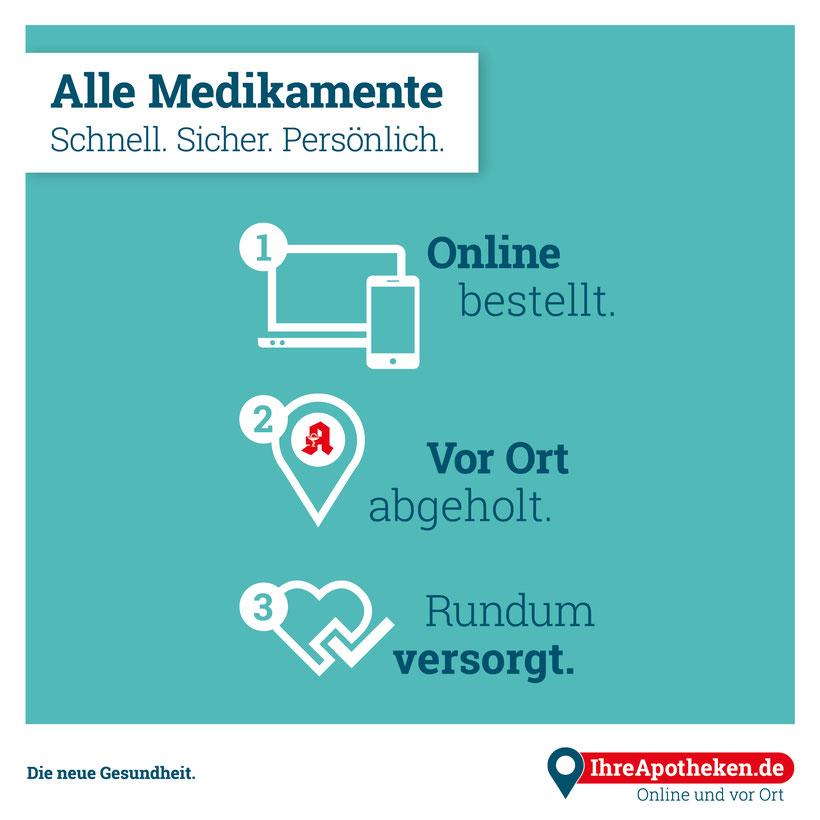 Ihreapotheken.de Onlineshop Cloppenburg Botendienst cloppenburg medikamnte bestellen cloppenburg