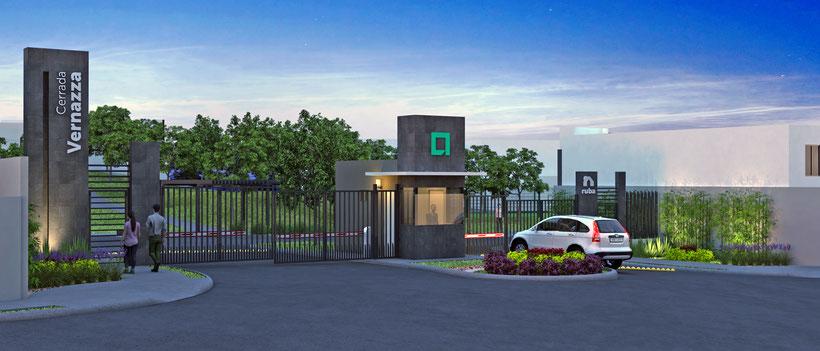 casas en venta con acceso controlado en arezzo residencial dominio cumbres, garcia, nuevo leon
