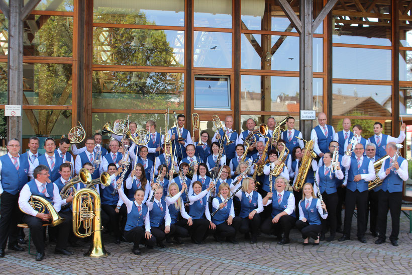 Musikverein Lautern, aktive Kapelle 2015