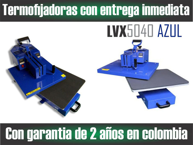 termofijadora 40x50 industrial en colombia