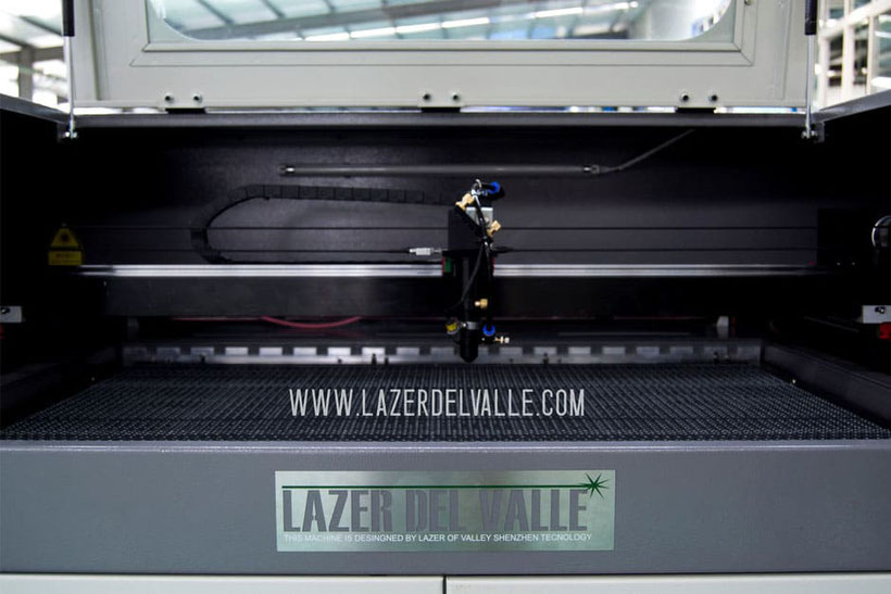 laser industrial para cote de papel