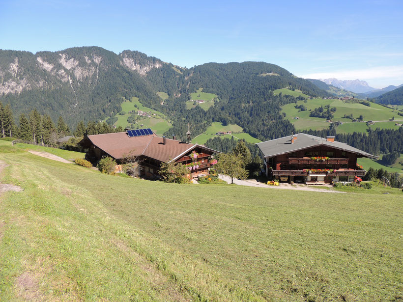 Schürzberghof im Winter