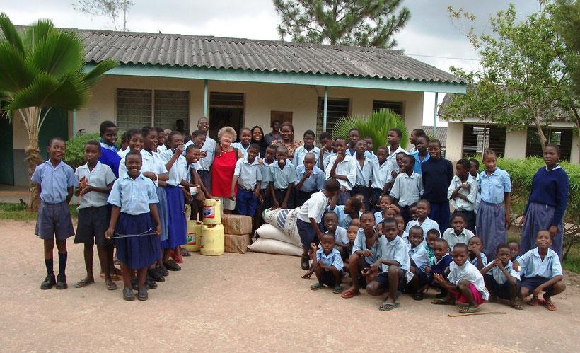 Gehörlosenschule Kwale
