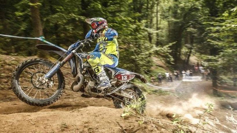 , Enduro: Eero Remes (Tm Factory Team Bardahl) a podio nel Gp d'Ungheria