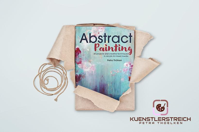 Abstrakt malen lernen mit Petra Thoelken