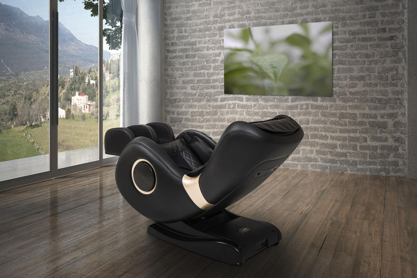 Massagesessel Welcon Dynamite 3D Zero Gravity Herzwaage L-Shape