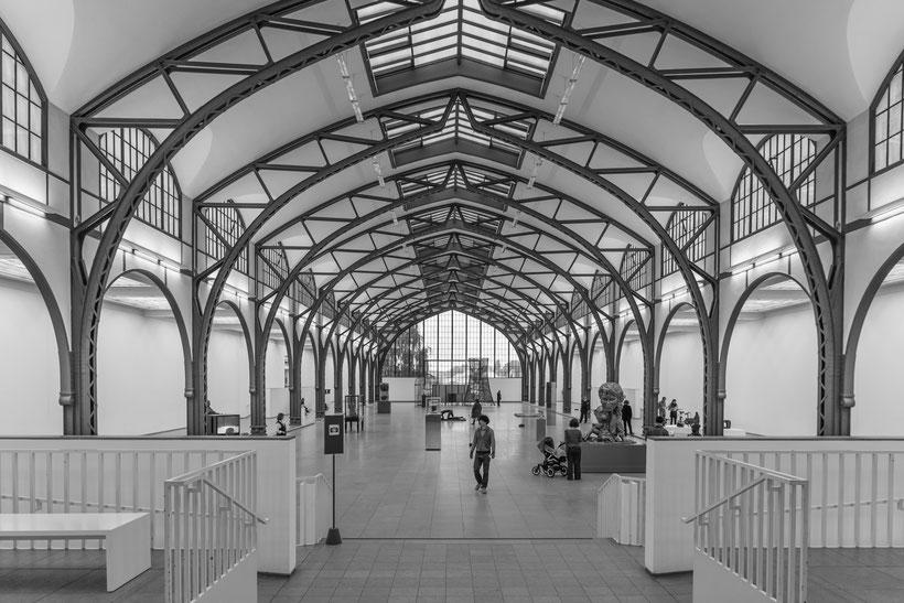 Hamburger Bahnhof – Museum für Gegenwart – Berlin  Bild: Theo Stadtmüller