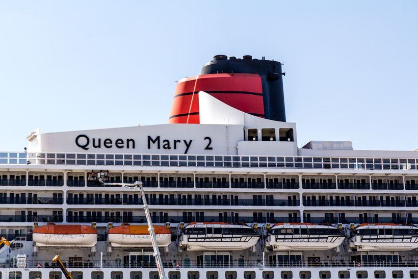 Queen Mary 2   Bild: Theo Stadtmüller