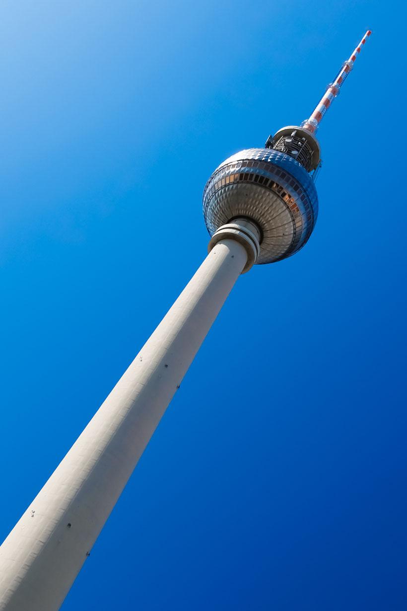 Fernsehturm - Berlin Bild: Theo Stadtmüller