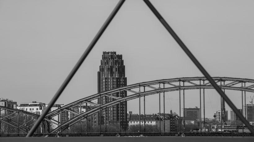 Brücke Frankfurt  Theo Stadtmüller