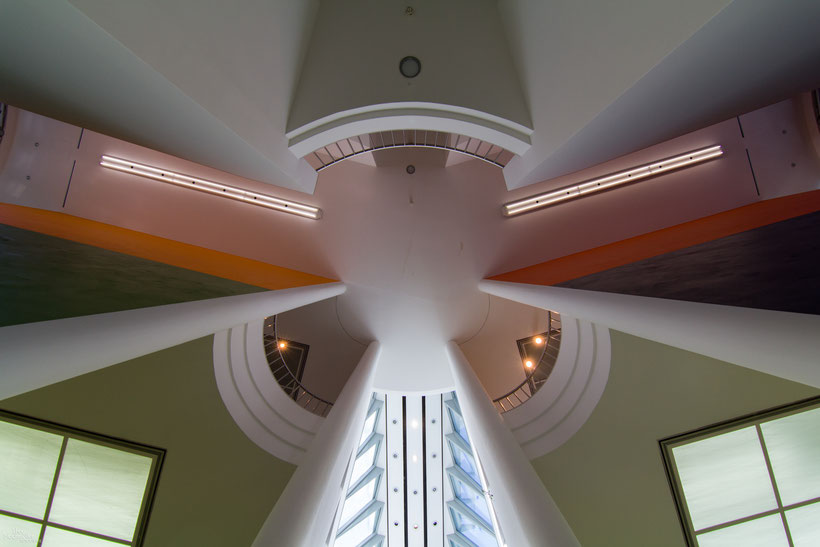 Museum für Moderne Kunst - Frankfurt Bild: Theo Stadtmüller