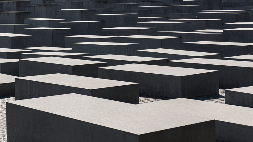 Holocaust-Mahnmal - Berlin Bild: Theo Stadtmüller