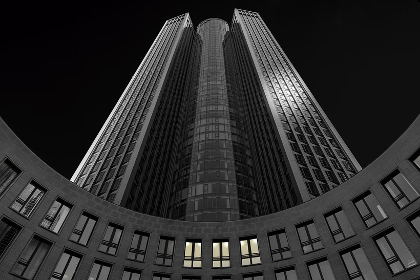 Frankfurt - Tower 185