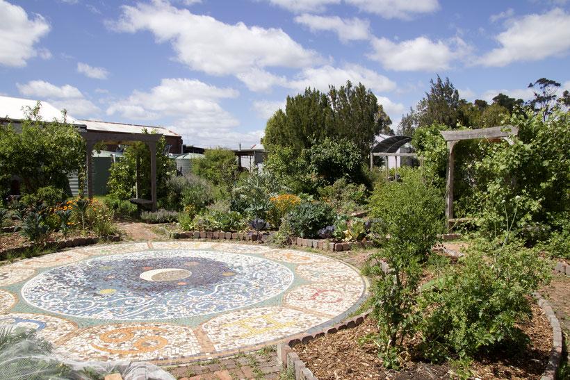 Yinnar Community Garden.