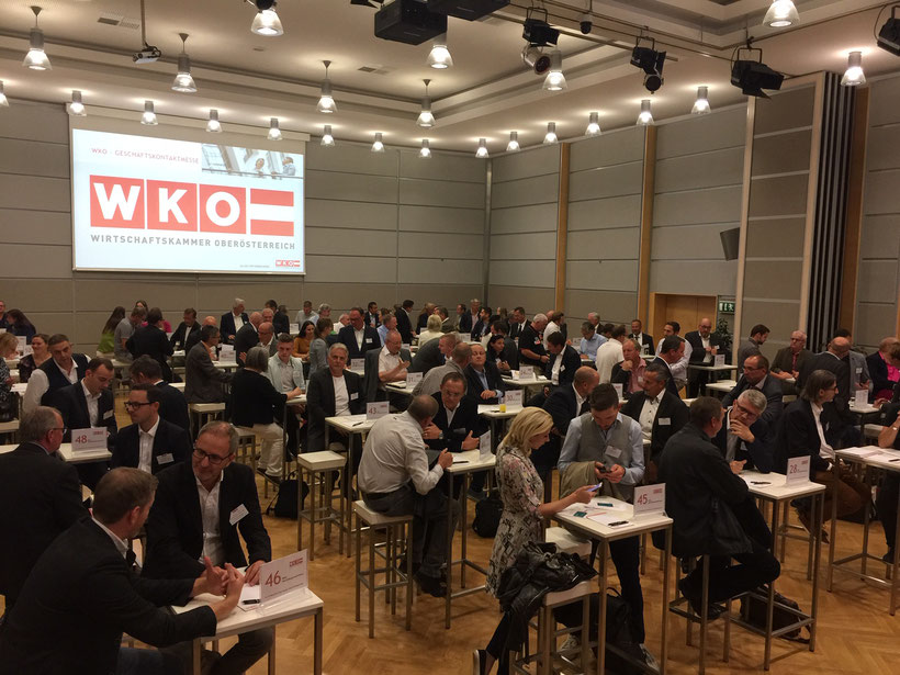 WKO Geschäftskontaktmesse 2019