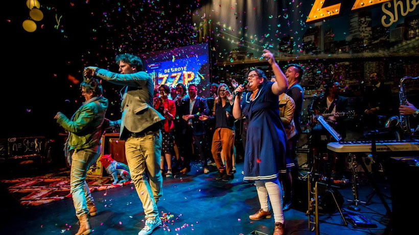 Succesvolle afsluiting Grote ZZP Show