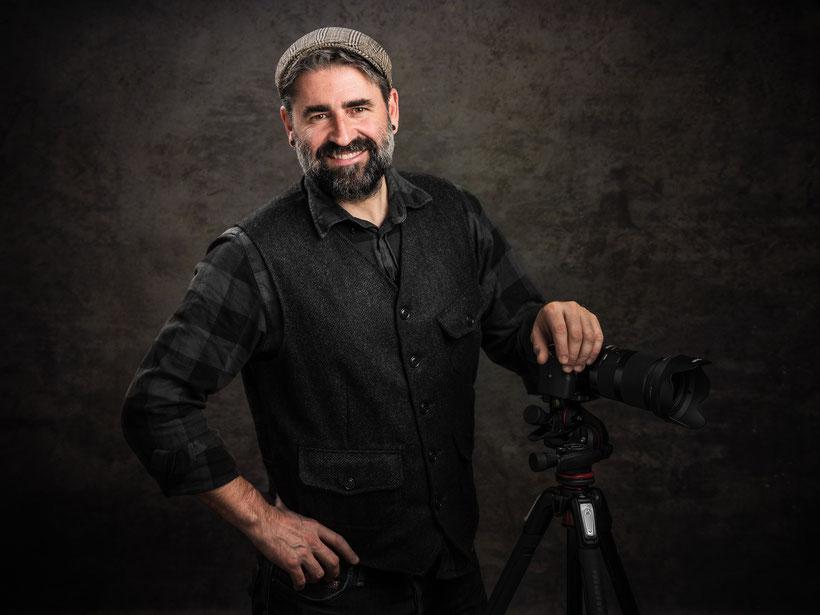 Fotograf Roger Oberholzer