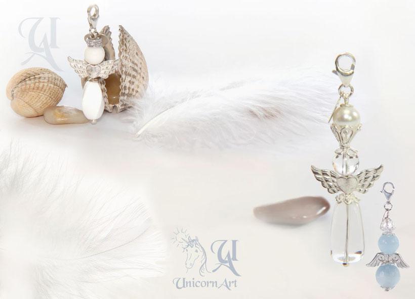 Talisman, Glücksbringer, Engel die dich begleiten von Unicornart