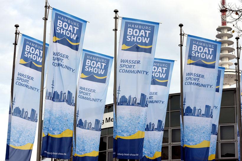 Hamburg Boat Show Hanseboot