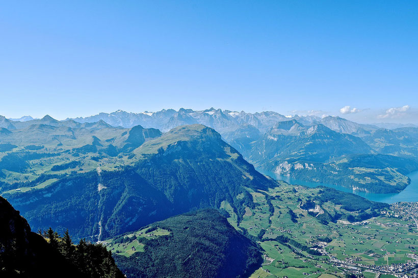 Beautiful Day Hikes in Switzerland - Grosser Mythen