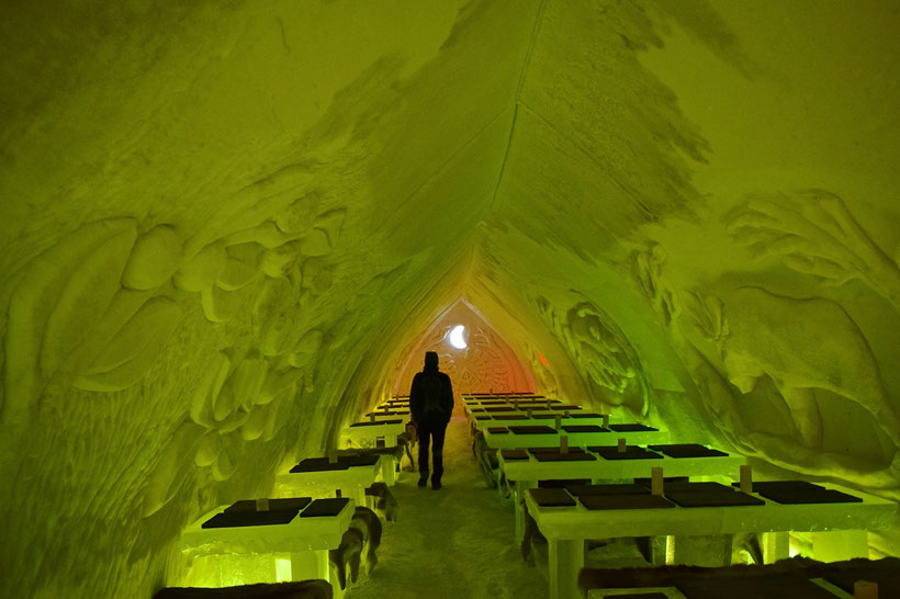 What to Do in Rovaniemi, Finland in Winter - Arctic Snow Hotel