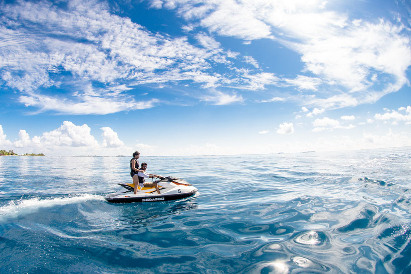 Which Watersports to Try in Gozo - Riding On A Jet Ski