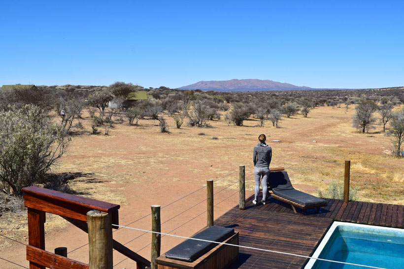 Where to Stay in Namibia? Lodges at Nankuse Sanctuary