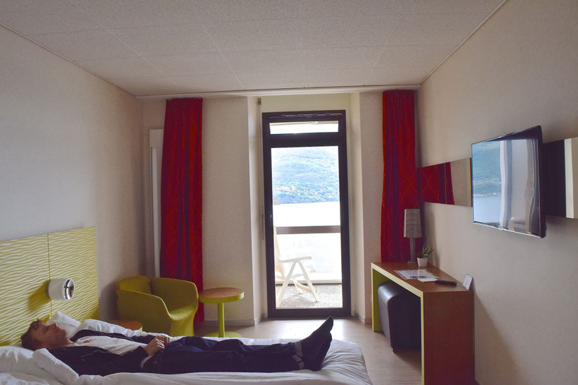 Park Hotel Brenscino in Brissago - Cozy Rooms