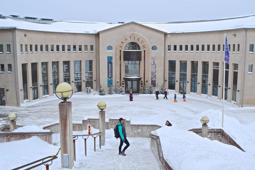 What to Do in Rovaniemi, Finland in Winter - Arktikum Museum