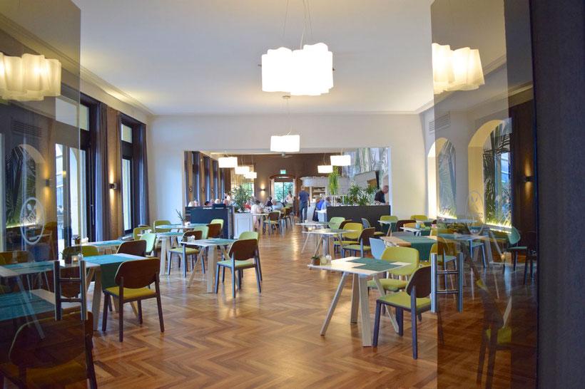 Park Hotel Brenscino in Brissago - Restaurant