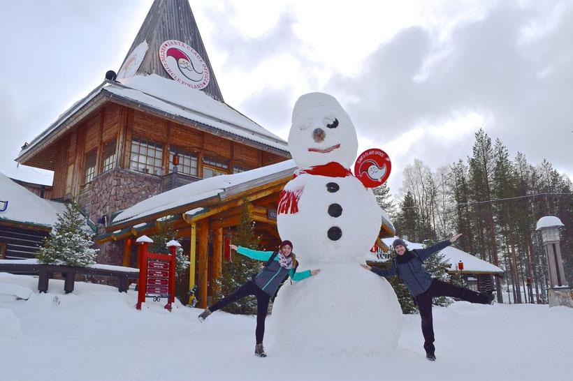 What to do in Rovaniemi in Winter - Finland - Santa Claus Village