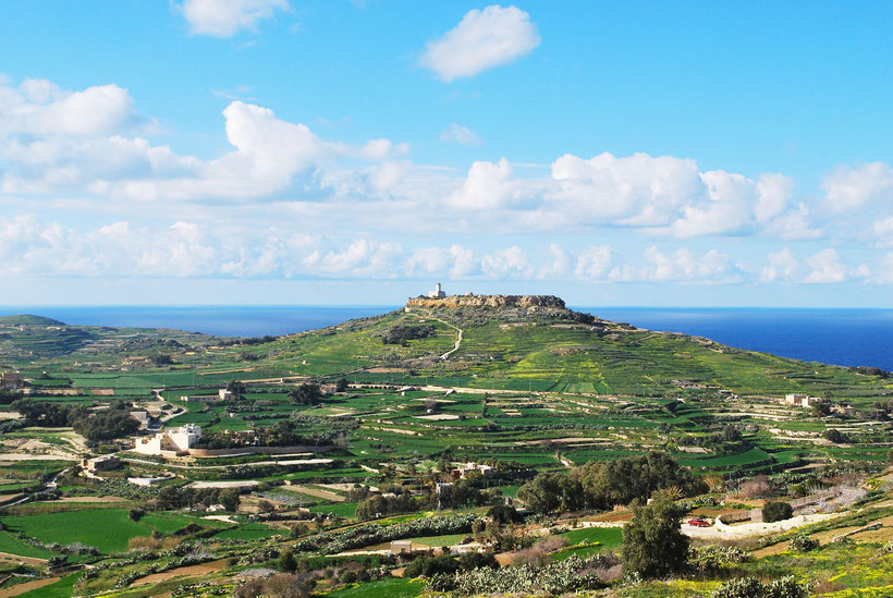 Which Watersports to Try in Gozo - Gozo Landscape