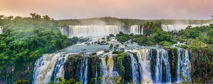 Seven Natural Wonders of Brazil - Iguaçu Falls