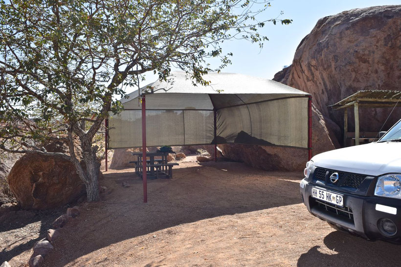 Where to Stay in Namibia? Mowani Mountain Camp