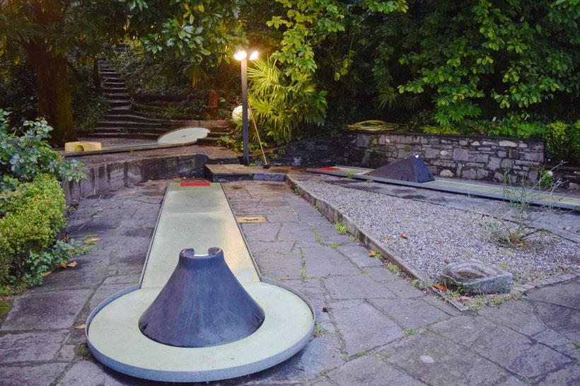 Park Hotel Brenscino in Brissago - Minigolf