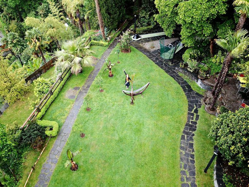 Park Hotel Brenscino in Brissago - Botanical Garden