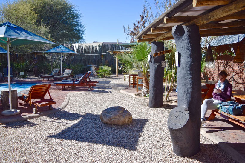 Where to Stay in Namibia? Glamping in Windhoek
