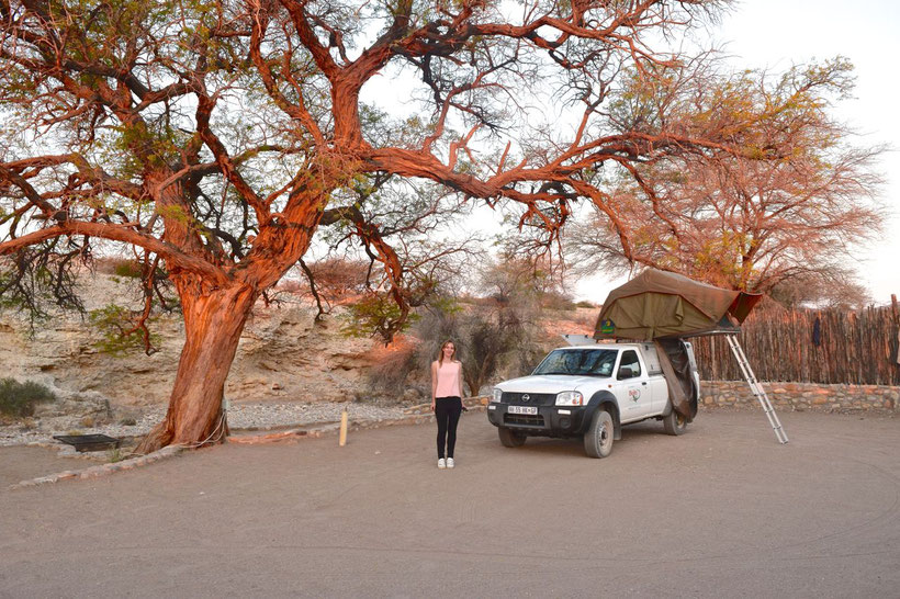 Where to Stay in Namibia? Agama River Camp
