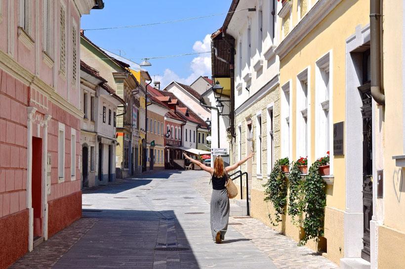 17 sehenswerte Orte in Kranj - Enge Strassen