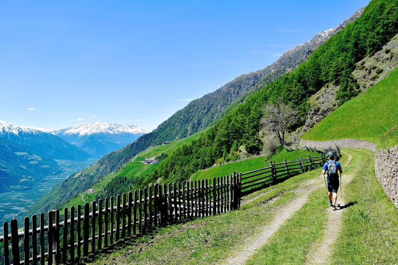 Awesome Outdoor Activities in Merano, Southtyrol, Italy - Hiking