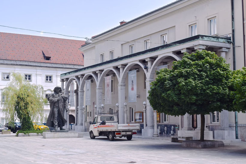 17 Must See Places in Kranj - Preseren Theatre