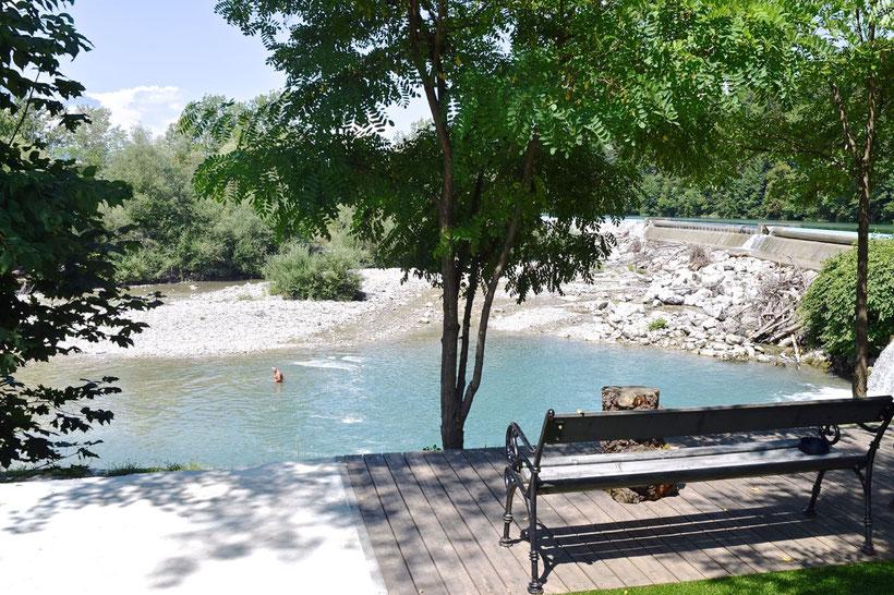 17 sehenswerte Orte in Kranj - Schwimmbad-Café