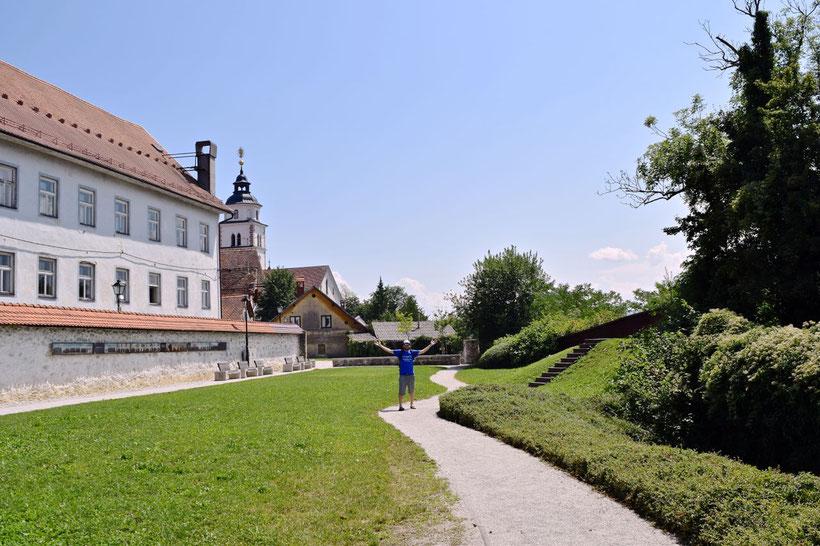 17 sehenswerte Orte in Kranj - Kieselstein