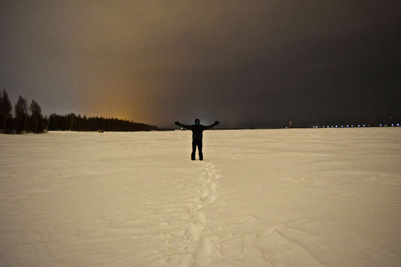 What to do in Rovaniemi in Winter - Finland - Hunt the Northern Lights