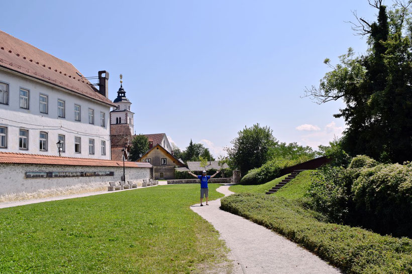 17 Must See Places in Kranj - Castle Khislstein