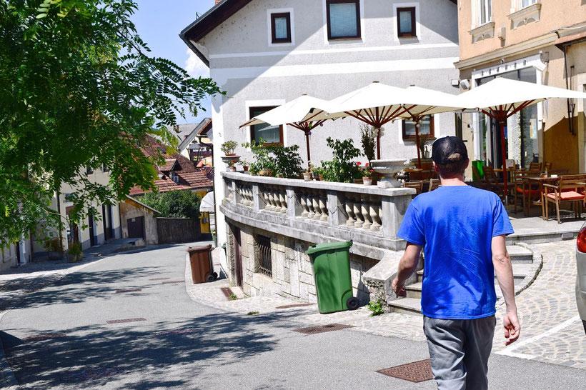 17 Must See Places in Kranj - Kavarna Terasa