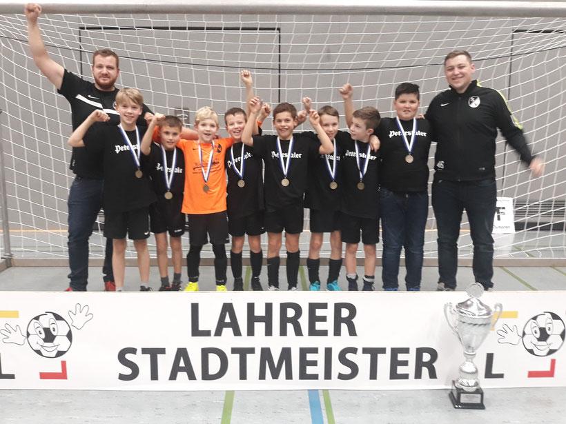 E2-Junioren: SV Oberschopfheim