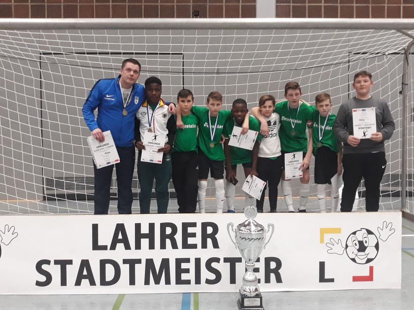 D1-Junioren: FV Dinglingen 1
