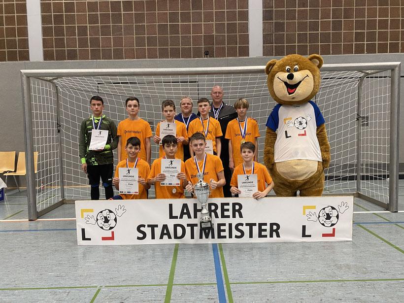 C2-Junioren: FV Dinglingen 2