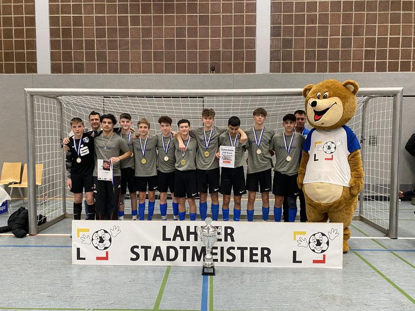 C1-Junioren: SG Friesenheim